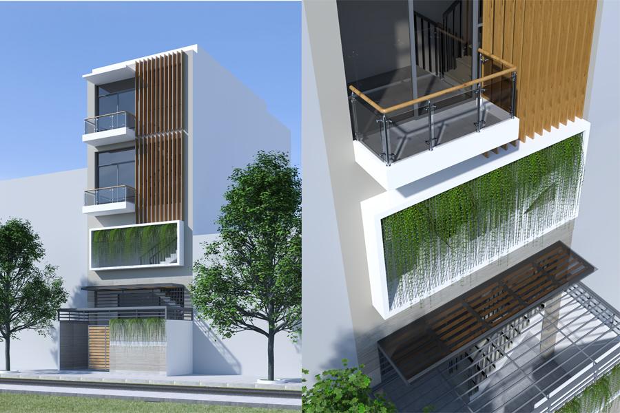 xây nhà cho thuê
