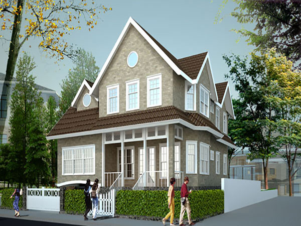Thiết kế và xây dựng biệt thự đẹp quận 2