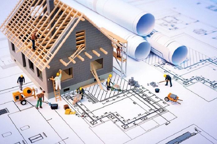 xây dựng nhà ở theo quy trình 6 bước